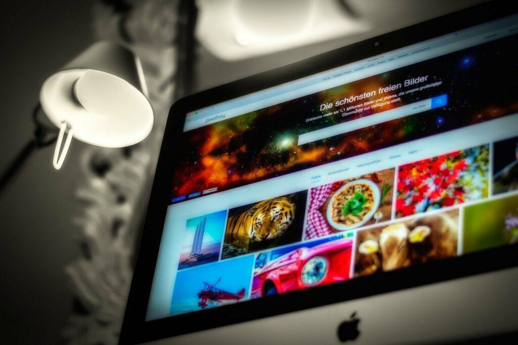 Content Bilder - Zu jedem Artikel gehört auch ein Bild